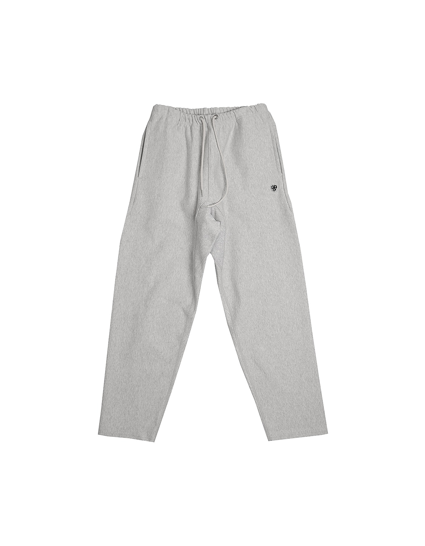 221 REVERSE RAW-CUT PANTS / M.GREY(1%)